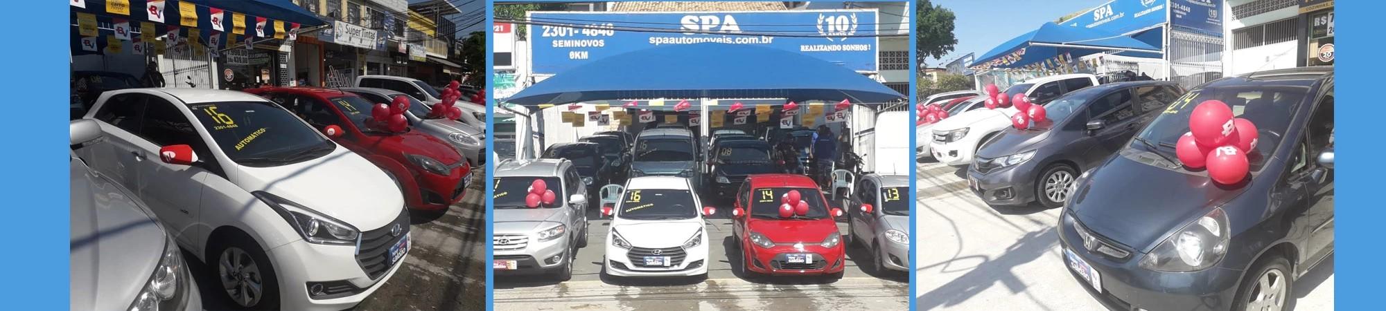 SPA Automóveis
